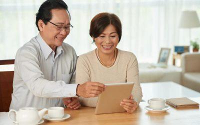 「做個醒目快活人 – 防止虐老」粵語講座